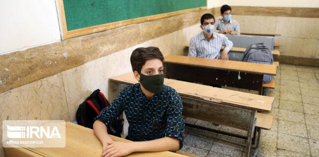 ۲ دانش آموز گنبدی به کرونا مبتلا شدند.