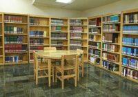 گنبد کاووس تنها یک کتابخانه روستایی دارد