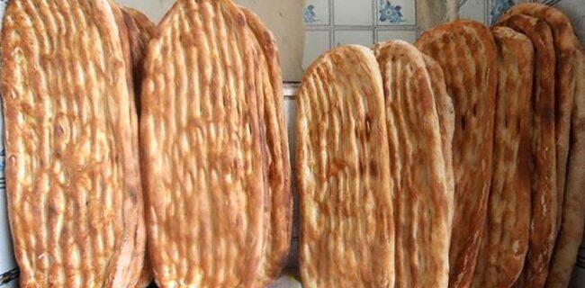 روستاییان گنبد از کیفیت نان گلایه دارند.