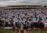 نماز عیدقربان برگزار می گردد (این خبر ویرایش شد)